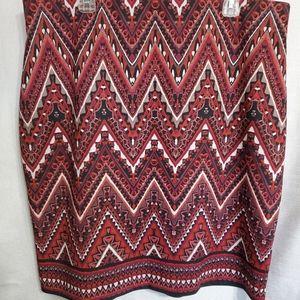 Dress Barn (db est 1962) pencil skirt, size 2X